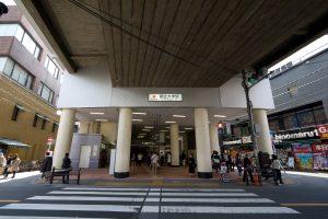 Toritsu-daigaku_Station